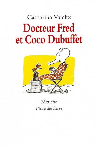cover: Docteur Fred et Coco Dubuffet