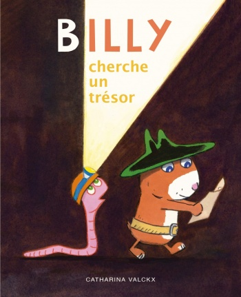 cover: Billy'search for a treasure