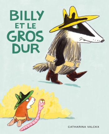 cover: Billy and the bad guy