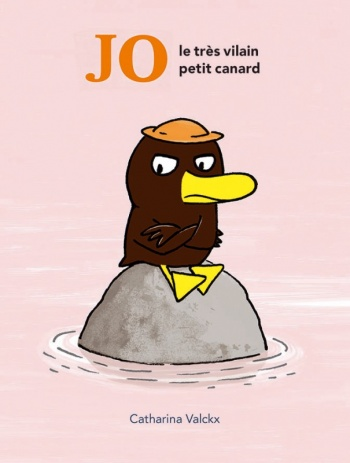 cover: Jo, the very naughty little duck