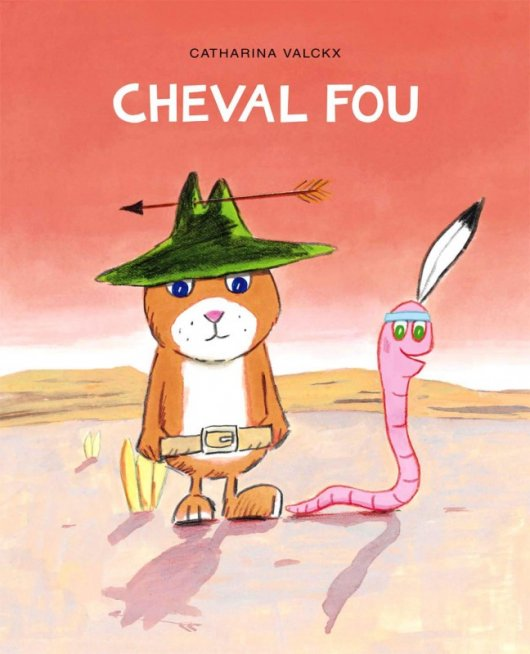 Cover: Cheval Fou